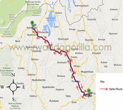 1 day rwanda gorilla tour