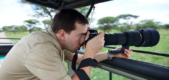wildlife viewing in uganda