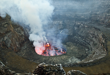 3 days Nyiragongo Volcano Hike Congo