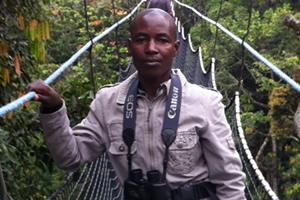 Rogers - gorilla trek africa