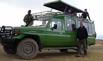 Gorilla safari in Uganda Rwanda