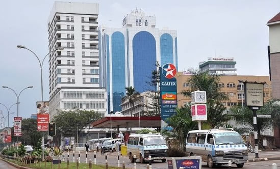 Urban tourism in uganda