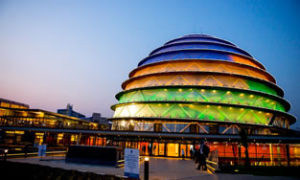 Short excursions to kigali