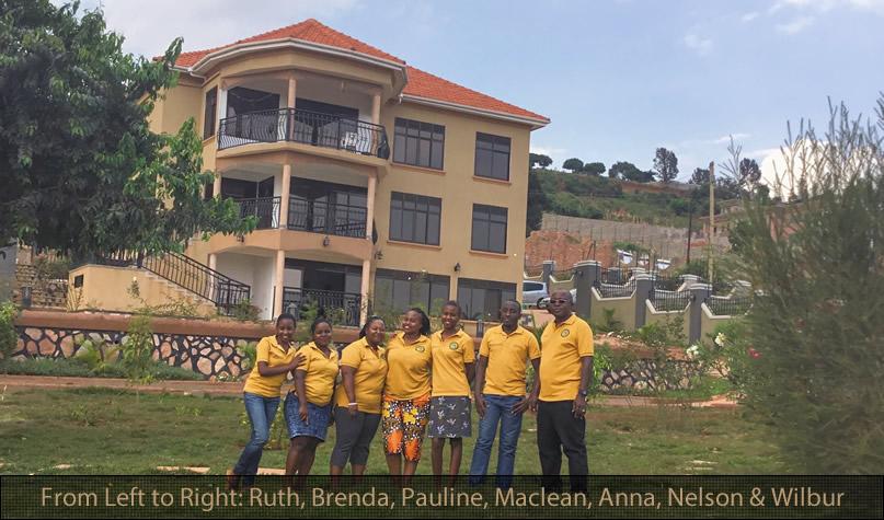 Gorilla Trek Africa Staff