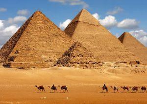 Natural wonders in Africa