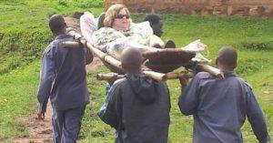 Gorilla trekking tips for the disabled
