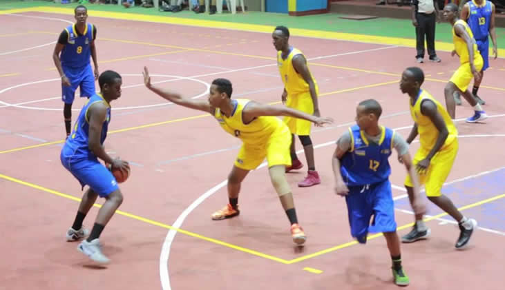 RDB to Pattern with Rwanda Basketball Federation