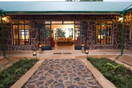 Luxury Lodges in Bwindi