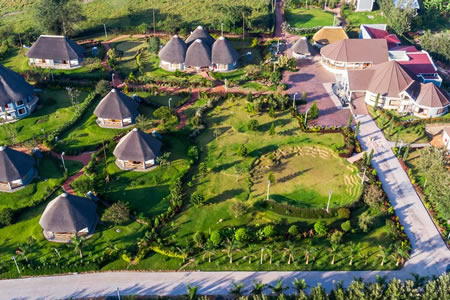 Luxury Lodges in Uganda