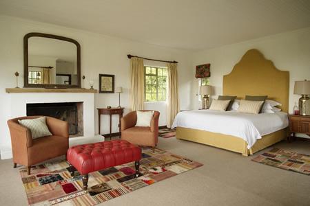 Luxury Lodges in Rwanda